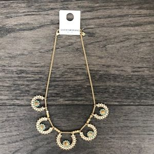 Lucky Brand  Woman's statement necklace